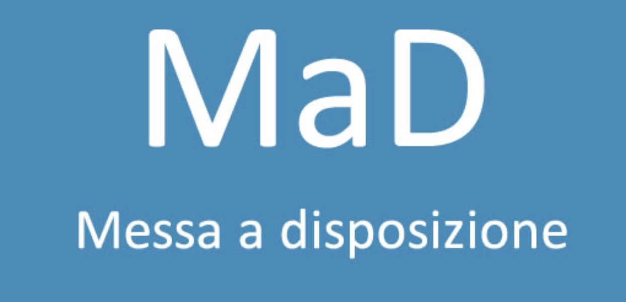 Decorrenza invio MAD