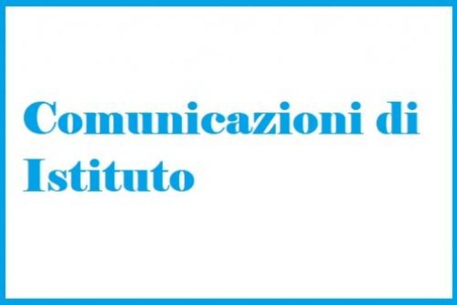 Sospensione Attività Didattiche in Presenza da...
